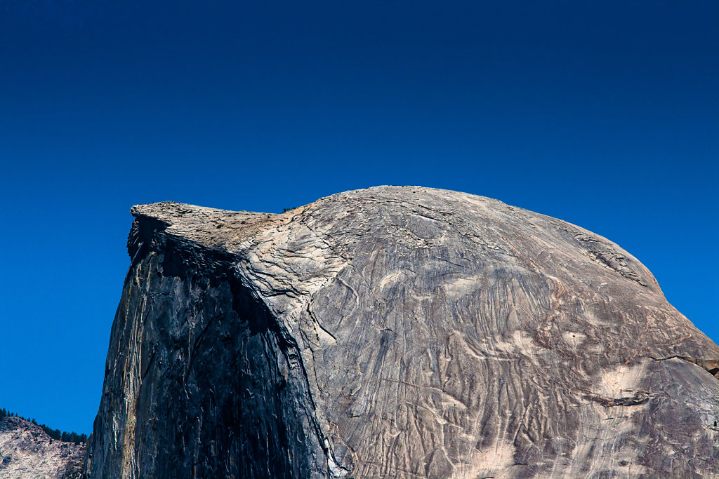 The Half Dome at Yosemite National Park
